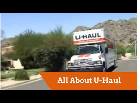 U-Haul Truck Rental, Moving Equipment Supplies, Self Storage, Trailer Hitches